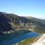 Живописные горы и озера Польши