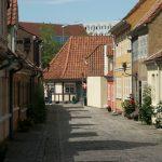 География Дании