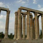 Афины - город ярких контрастов