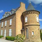 Романтика северной Франции - Берег розового гранита в провинции Бретань