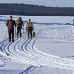 Зимний отдых в Швеции