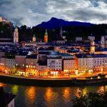 Родина Моцарта – красивейший Зальцбург